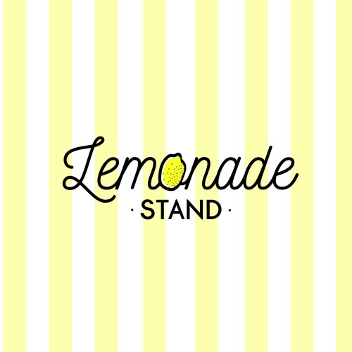 Logo Design for Lemonade Stand