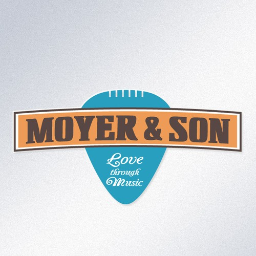 Create the next logo for Moyer & Son