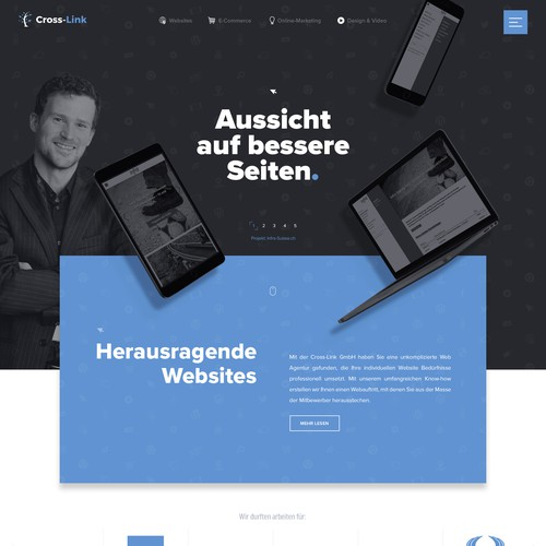 Web agency - webdesign