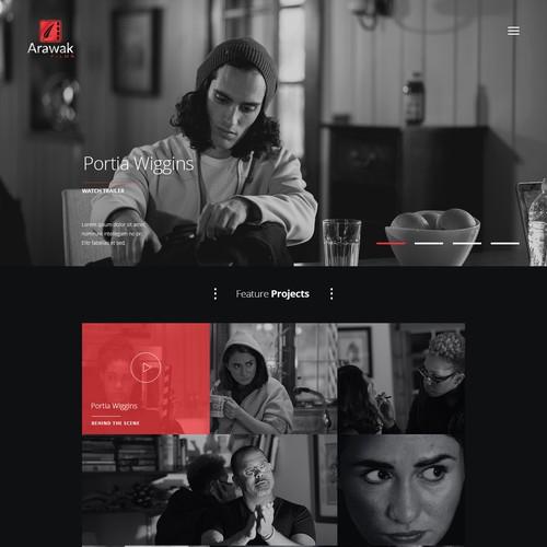 Arawak Films - Frontpage