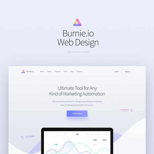 Marketing Automation company. Burnie.io