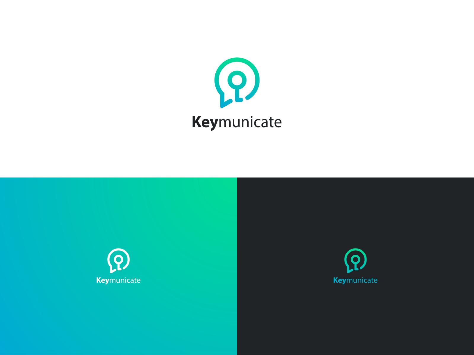 Keymunicate - Could be key but that's not up to me