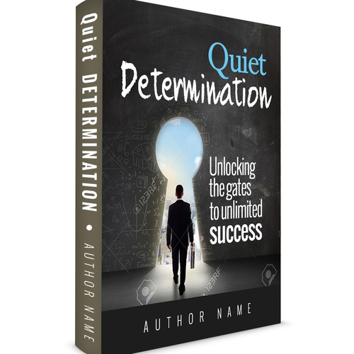 Quiet Determination Book Cover