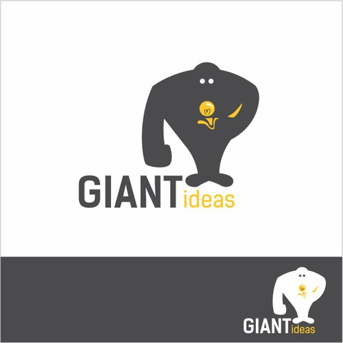 Create an Award winning Logo for Giant Ideas