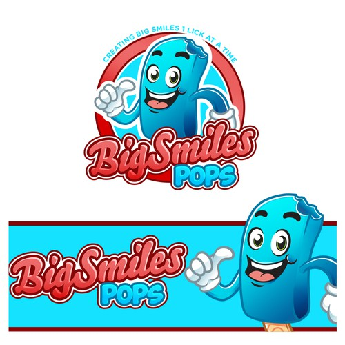 BIG SMILES POPS