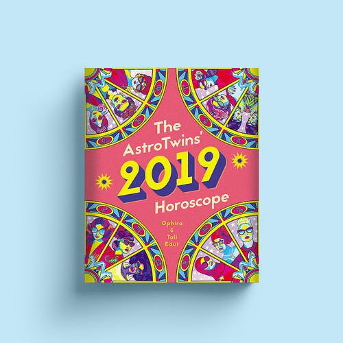 Horoscope book cover