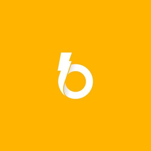 B letter for Bolt