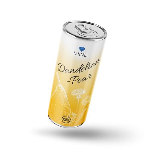 Miind Dandelion-Pear