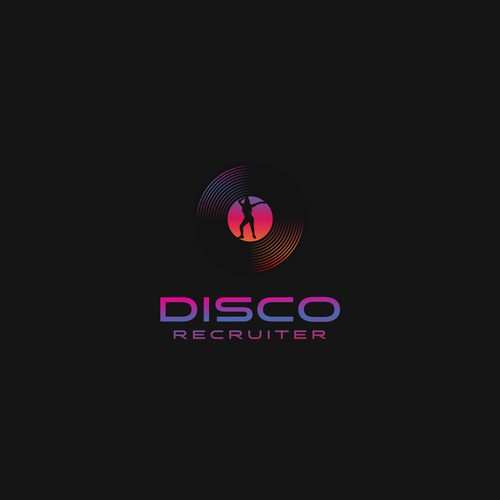 Disco Music Logo