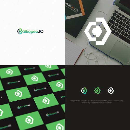 Minimal yet conceptual design for development tool