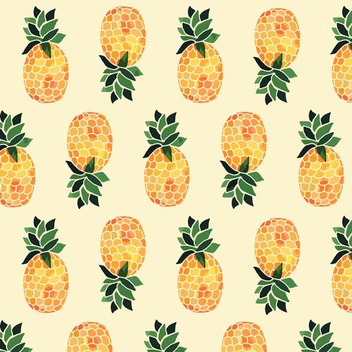 Summer vibe pattern