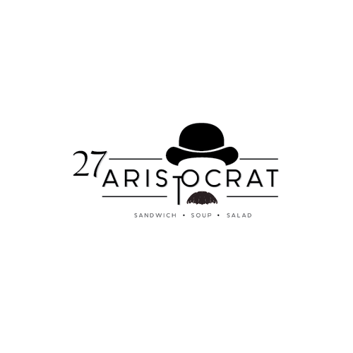 Logo design concept for a Sandwich shop