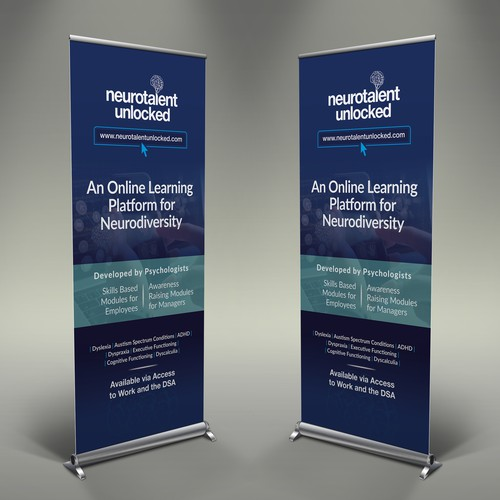 Neurotalent Unlocked Rollup Design