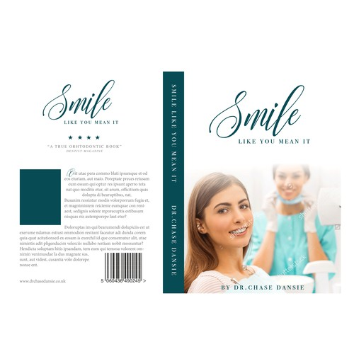 Orthodontist Book Cover Design