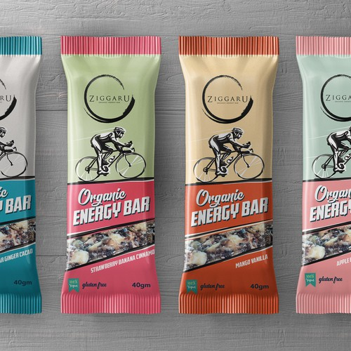 Organic Energy Bar