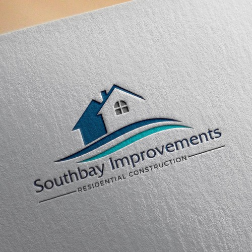 Logo for construction company
