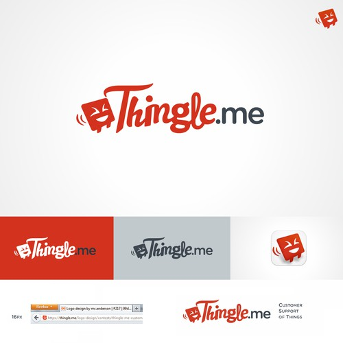 Thingle.me - customer support