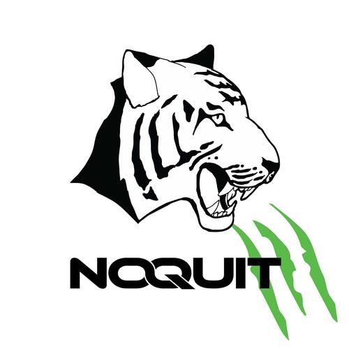 Logo for boxing club