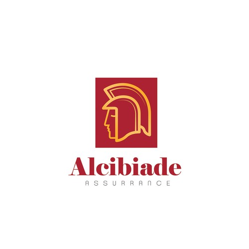 Strong logo for an assurance company
