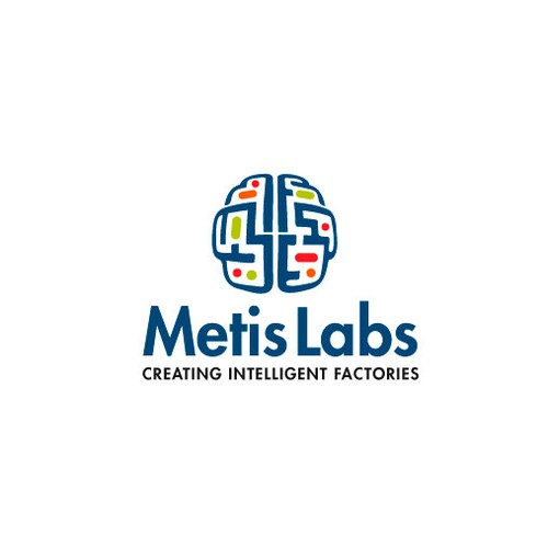 Logo design for Artificial Intelligence for Process Manufacturing facilities