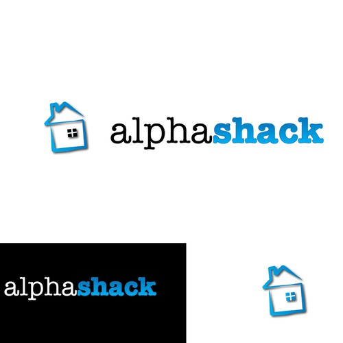 Create the next logo for Alphashack