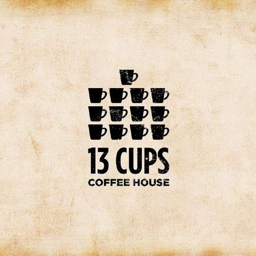 13 cups for same name coffee house