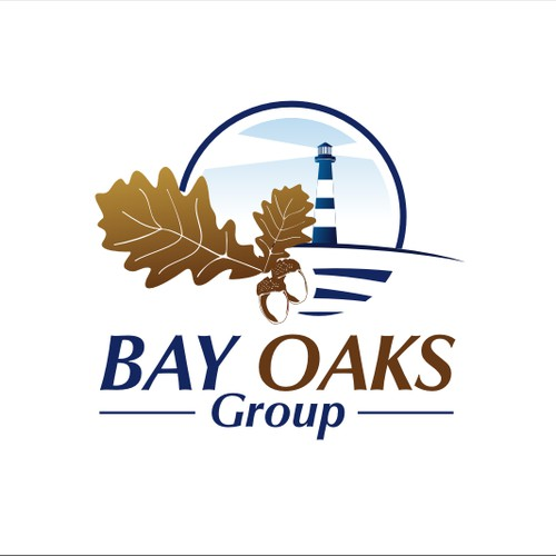 Bay Oaks Group needs a new logo