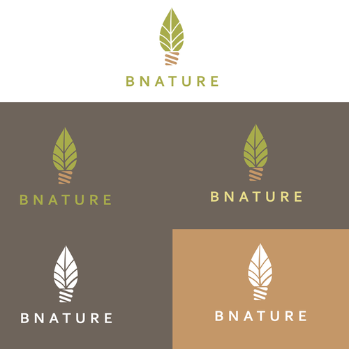 A logo for a company that supports wilderness and the creative artisans that live there!
