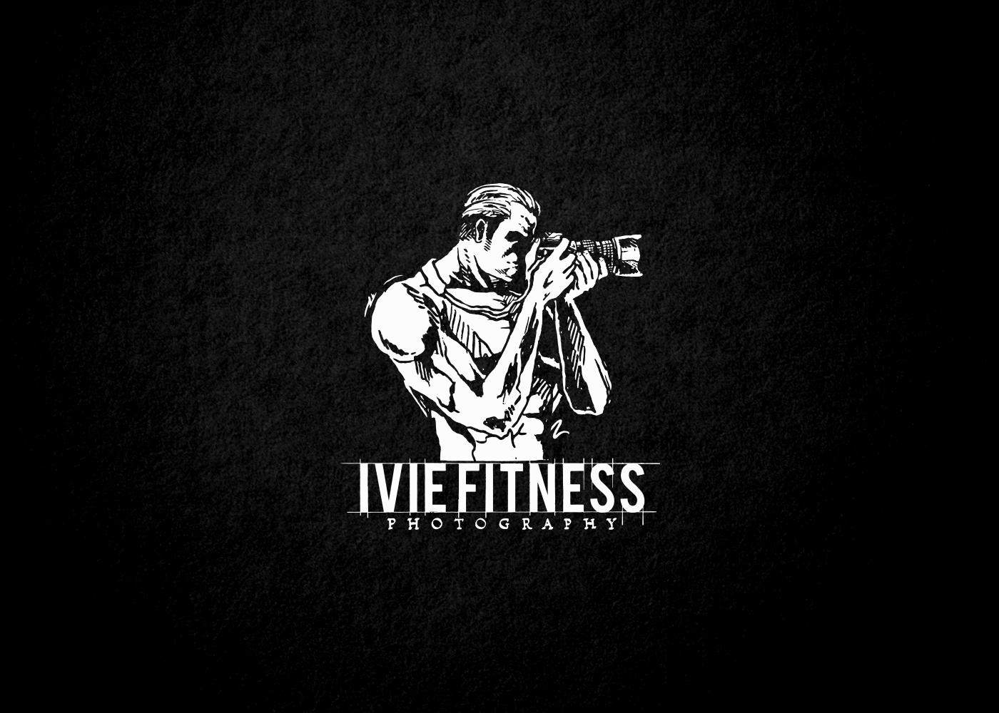 Design a masculine logo for Fitness Photographer ($25 Labor Day bonus for winner)