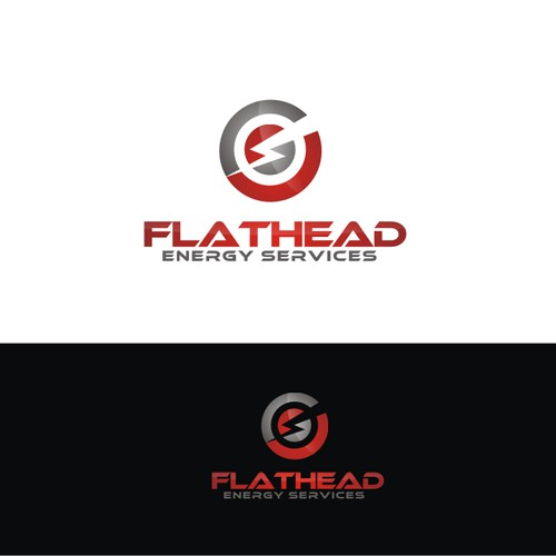 logo for Flathead Energy Services