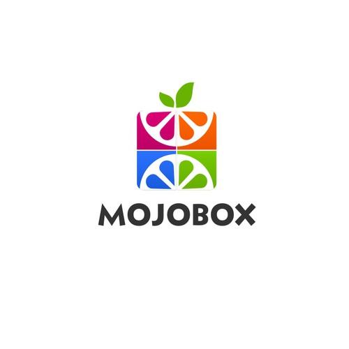 Logo design for MOJOBOX
