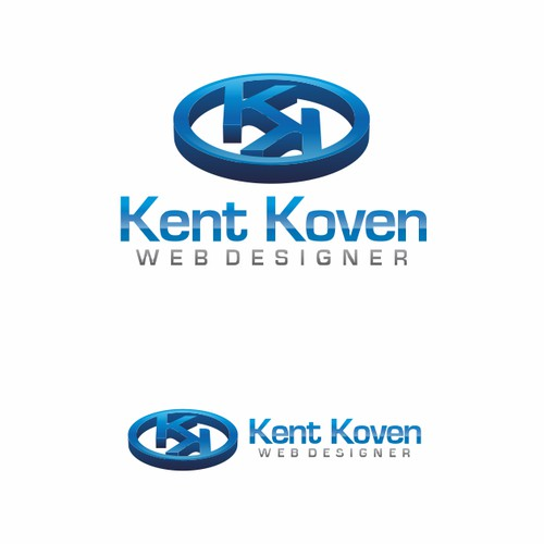 Logo for web designer