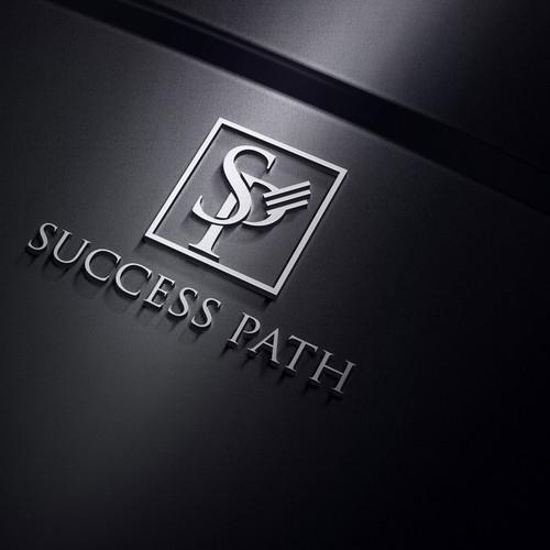 i create a unique Success Path logo.