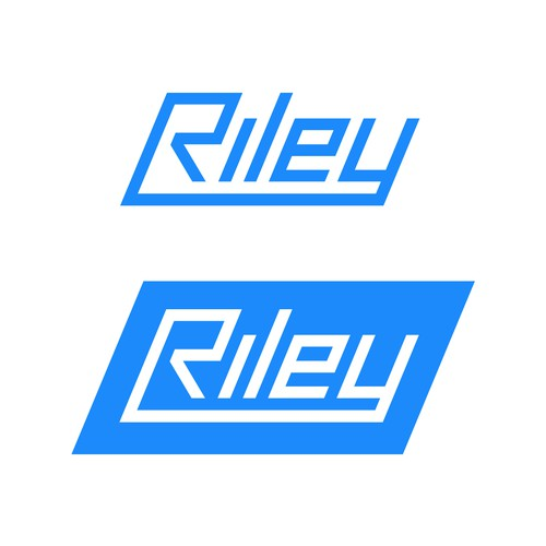 Riley brand/ Clothing Logo