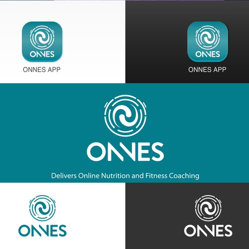 Abstract Logo For Onnes