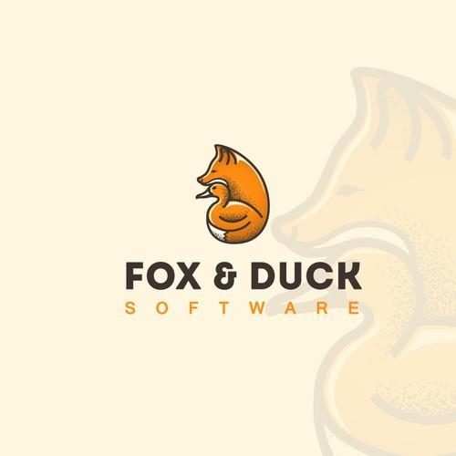 Fox & Duck