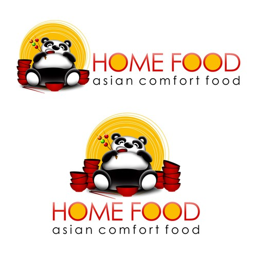 LOGO FOR ASIAN COMFORT FOOD RESTAURANT
