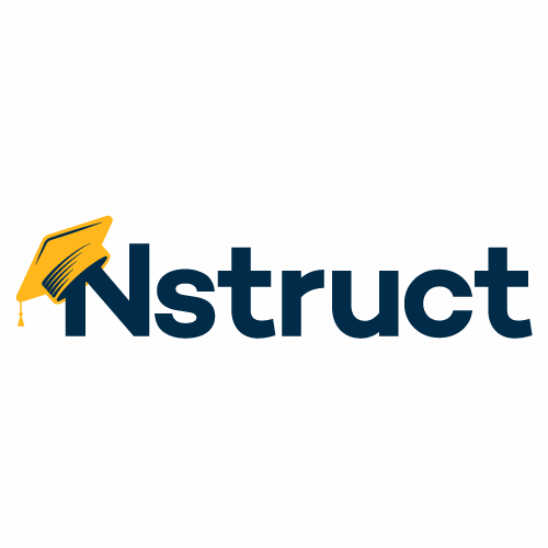 Ngage and Nstruct logo designs