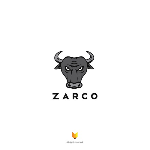 Create a logo that communicates strength & trustworthiness for ZARCO!