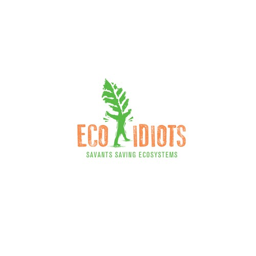 Eco Idiots Sustainable Logo