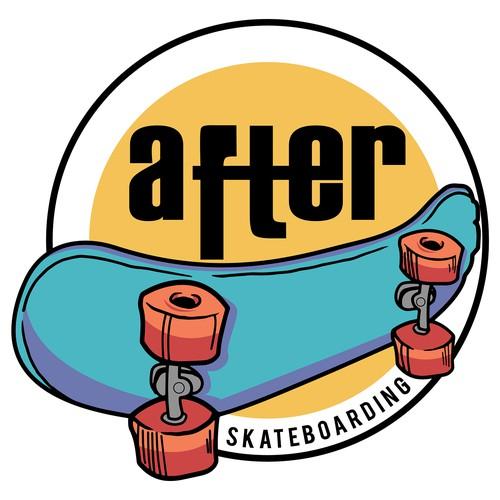 Logo design for Skateboarding and Apparel Company Logo