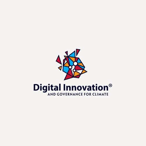 Proposal Logo Design Digital Innovation And Governance For Climate
