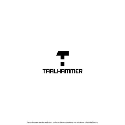 Logo for TaalHammer