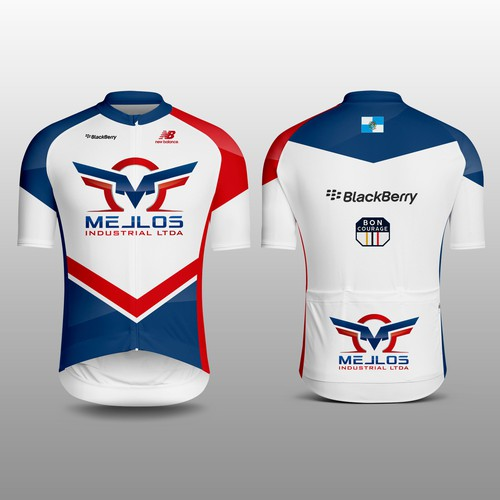mejlos cycling jersey