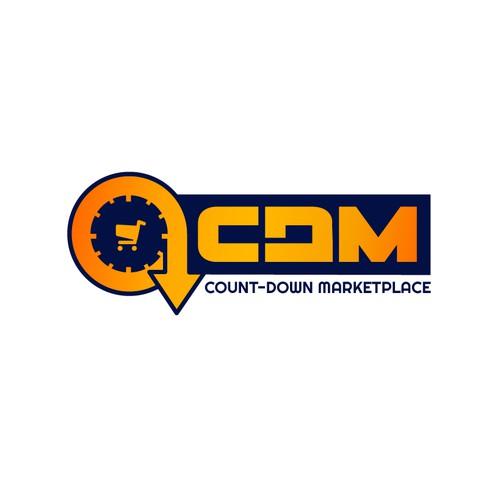 Bold logo for CDM