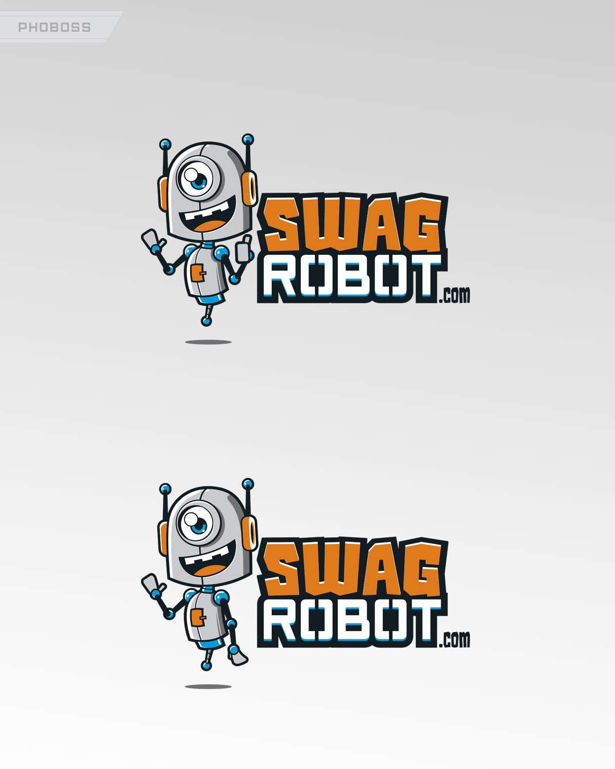 Creative, simple, and fun. We need a Robot and logo!