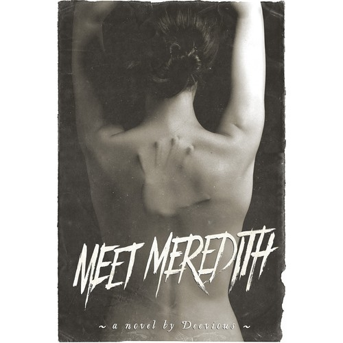 "Book cover for ""Meet Meredith"""