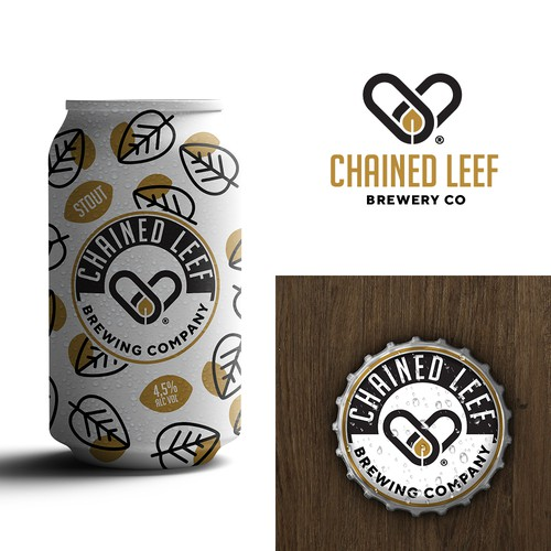 CHAINED LEEF BREWERY CO