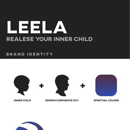 Leela - Personal Growth Logo