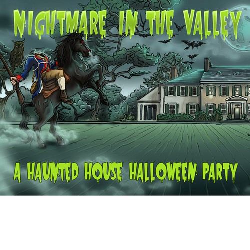 Nightmare in the valley